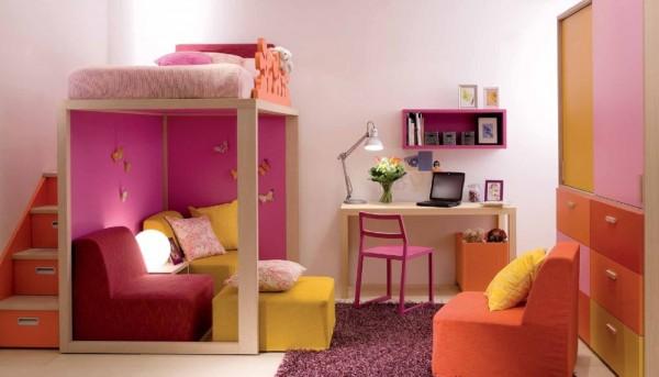 Cách trang trí phòng ngủ diện tích nhỏ