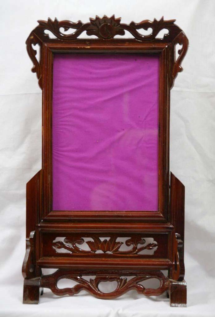 khung ảnh thờ bằng gỗ tốt